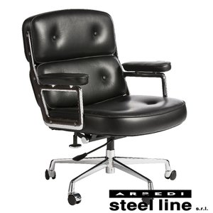 チャールズ&レイ・イームズ タイムライフチェア(標準版) スティールライン社DESIGN900 (steelline) genufine-store
