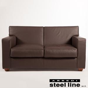 ジャン・ミシェル・フランク ソファ2P スティールライン社DESIGN900 (steel line) genufine-store