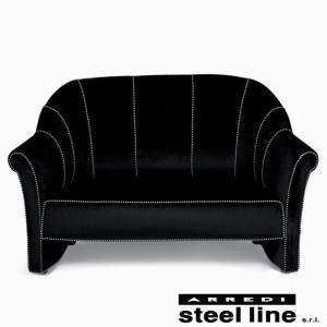 ヨーゼフ・ホフマン ハウスコラー2P スティールライン社DESIGN900 (steel line) genufine-store