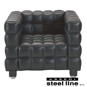ヨーゼフ・ホフマン クーブス1P スティールライン社DESIGN900 (steelline)|genufine-store