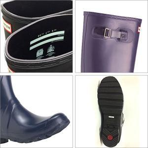 ハンター レインブーツ HUNTER Original Tall メンズ・レディース・ユニセックス ラバーブーツ(長靴)(レインブーツ 長靴) ロング 送料無料 geomart 02