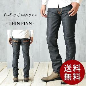 SALEセール1%OFF Nudie jeans ヌーディージーンズ 送料無料 定番人気のスキニータイプ