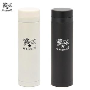 イルビゾンテ IL BISONTE スリムサーモステンレスボトル 水筒 魔法瓶 レディース メンズ アウトドア プレゼント 5432409298【無料ラッピング対応】|geostyle
