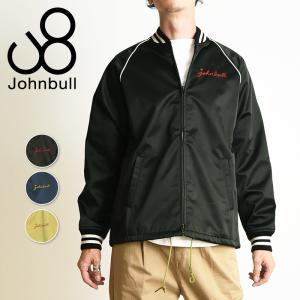 SALEセール30%OFF ジョンブル Johnbull サテンブルゾン スカジャン スタジャン メンズ 12566|geostyle