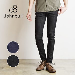 JOHNBULL ジョンブル メンズ フレックススキニージーンズ/デニムパンツ ストレッチ 21144|geostyle