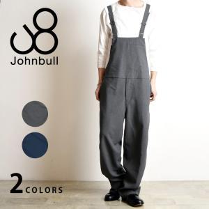 2018新作 JOHNBULL ジョンブル メンズ ラインサロペット パンツ メンズ 21175|geostyle