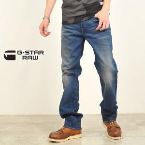 ジースターロウ G-STAR RAW メンズ 3301 ルーズストレート デニムパンツ ジーンズ 3301 Loose 51004-6090【裾上げ無料】|geostyle