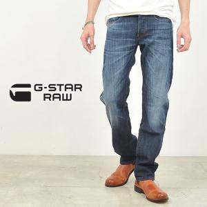 ジースターロウ G-STAR RAW メンズ ストレートデニムパンツ ジーンズ 51008-6566【裾上げ無料】|geostyle