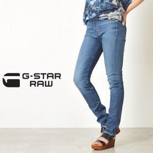 SALEセール10%OFF ジースターロウ G-STAR RAW レディース 3301 ハイウエストスキニー ULTRA HIGH WAIST SUPER SKINNY 60880-6742(裾上げ無料)|geostyle