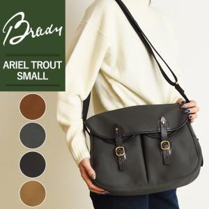 ラッピング無料 ブレディ BRADY アリエルトラウト ショルダーバッグ メンズ レディース 軽量 キャンバス 布 大きめ ARIEL TROUT GNT 鞄 かばん バッグ|geostyle
