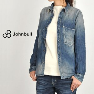 Johnbull ジョンブル  ルードワークシャツ johnbull AS672|geostyle