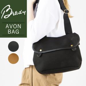 ラッピング無料 ブレディ BRADY エイボン AVON ショルダーバッグ レディース メンズ 斜めがけ A4 軽量 鞄 かばん バッグ|geostyle