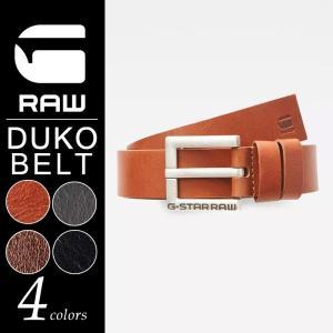 ジースターロウ G-STAR RAW デュコ ベルト Duko Belt D04164.3127 メンズ/レザーベルト/本革ベルト/プレゼント/ラッピング|geostyle