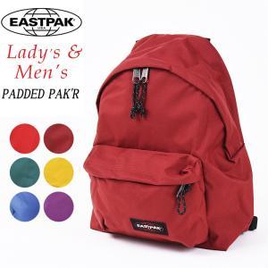 SALEセール 50%OFF イーストパック EASTPAK パデッドパッカー メンズ レディース バックパック リュック PADDED PAK'R 24L 通学 ビジネス EK620|geostyle