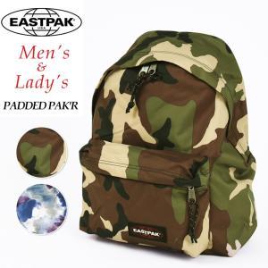 SALEセール半額50%OFF イーストパック EASTPAK パデッドパッカー CAMO/DustJan 24L メンズ レディース バックパック リュック カモ柄 タイダイ EK620-1|geostyle