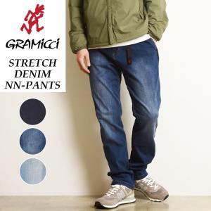 2019春夏新作 グラミチ GRAMICCI DENIM NN-PANTS デニムNNパンツ ニューナローパンツ ジーンズ クライミングパンツ メンズ GMP-19S009|geostyle