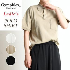 ジムフレックス Gymphlex 半袖 ポロシャツ レディース J-1333|geostyle