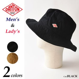 【送料無料】DANTON ダントン コットンハット ハット/帽子 メンズ レディース ユニセックス JD-7124|geostyle