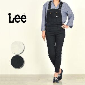 リー Lee スキニーオーバーオール レディース LL1150 サロペット|geostyle