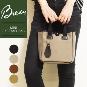ラッピング無料 ブレディ BRADY ミニ キャリーオール MINI CARRYALL トートバッグ レディース メンズ ショルダーバッグ 軽量 キャンバス 布 鞄 かばん バッグ|geostyle