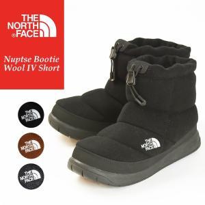 ノースフェイス THE NORTH FACE ヌプシブーティー ウール Nuptse W Nuptse Bootie Wool IV Short レディース スノーブーツ スノーシューズ NFW51879|geostyle