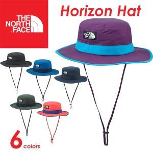 THE NORTH FACE(ノースフェイス)ホライズンハット メンズ レディース NN01707 ハット 帽子 つば広 アウトドア フェス キャンプ UV 撥水|geostyle