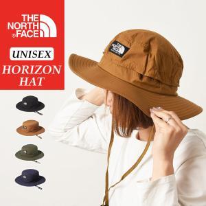 2020秋冬新作 ノースフェイス THE NORTH FACE ホライズンハット メンズ レディース 帽子 つば広 アウトドア フェス キャンプ トレッキング UV 撥水 NN41918|geostyle