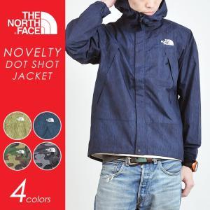 ノースフェイス THE NORTH FACE ノベルティ ドットショットジャケット(4色)NP61535 メンズ/マウンテンパーカー/ナイロンパーカー|geostyle