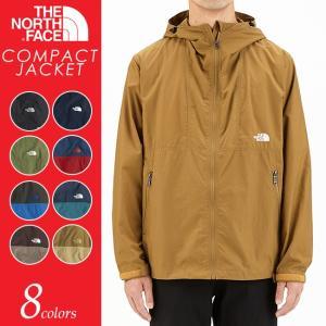 THE NORTH FACE ノースフェイス コンパクトジャケット NP71530 メンズ マウンテンジャケット マウンテンパーカー ナイロンパーカー|geostyle
