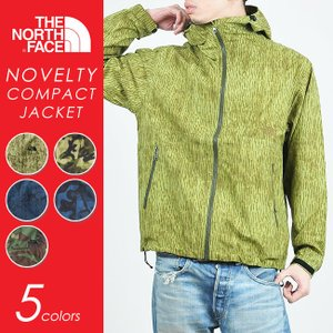 THE NORTH FACE ノースフェイス ノベルティ コンパクトジャケット NP71535|geostyle