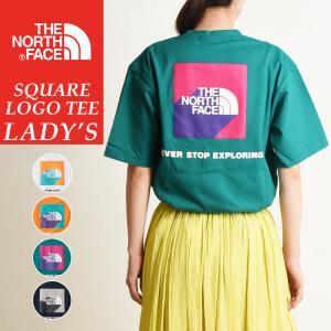 送料無料(ゆうパケット)2020春夏新作 ノースフェイス THE NORTH FACE ショートスリーブ 3Dスクエアロゴティー 半袖 Tシャツ レディース NT32010 geostyle
