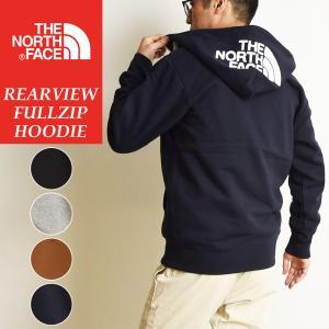 ノースフェイス THE NORTH FACE スクエアロゴフルジップ Square Logo FullZip 裏起毛 スウェット ジップアップパーカー メンズ レディース NT61836|geostyle