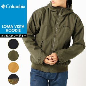 2021秋冬新作 送料無料 Columbia コロンビア ロマビスタフーディージャケット アウター メンズ PM3753|geostyle