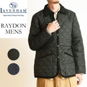 ラベンハム LAVENHAM レイドン メンズ RAYDON MENS キルティングジャケット コート RAYDON-5|geostyle