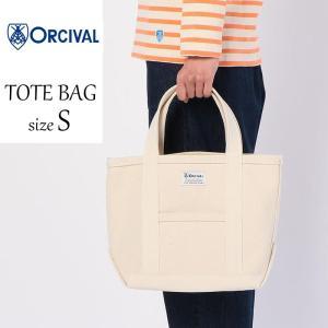 オーシバル オーチバル ORCIVAL キャンバストートバッグ(小)RC-7060 S レディース メンズ バッグ かばん 鞄|geostyle