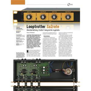真空管をベースとした音響機器に定評あるポーランドのオーディオメーカーLOOPTROTTER社より、サチュレーションモジュール登場! gesscom 03