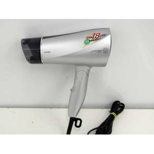 ヘアードライヤー イズミ Allure DR-RM58-S 600W 1200W マイナスイオン シルバー 国内メーカー|get-annex