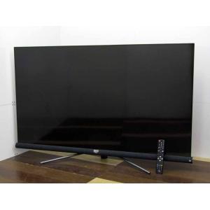 液晶テレビ ティーシーエル 65C600U 65V型  4K対応 フルハイビジョン LEDバックライト JBLサウンドバー 外付けHDD録画 裏番組録画対応 ブラック|get-annex