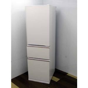 冷蔵庫 三菱 MR-CX30E-W 300L 3ドア 右開き  ジュエリーホワイト 300リットル|get-annex