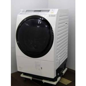 洗濯機 パナソニック ドラム式 洗濯乾燥機 NA-VX8900L-W 左開き 洗濯11.0kg 乾燥6.0kg クリスタルホワイト|get-annex