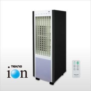 数量限定 訳あり特価 さらにポイント2倍 冷風扇風機 テクノス  テクノイオン搭載 リモコン 冷風扇風機 TCI-050 ホワイトxブラック|get-annex