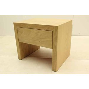 サイドテーブル STB-JP-H45 マホガニー ブラウン 茶  アウトレット 中古 家具 インテリア|get-annex