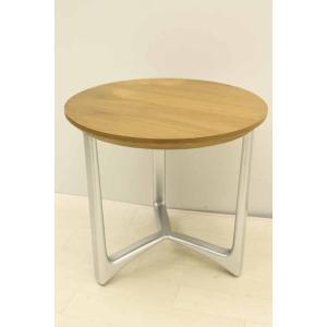サイドテーブル STB-MO-H45R チーク マホガニー ブラウン 茶  アウトレット 中古 家具 インテリア|get-annex
