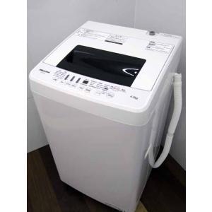 洗濯機 ハイセンス HW-T45C 4.5kg ホワイト|get-annex