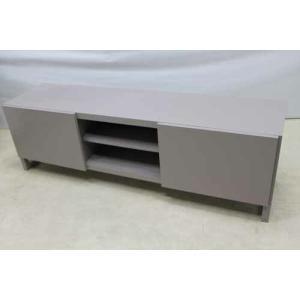テレビボード テレビ台 TVB-AO-W165 ミンディーウッド グレー 灰色  アウトレット 中古 家具 インテリア|get-annex