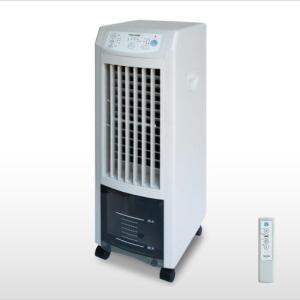 冷風扇風機 テクノス テクノイオン搭載 リモコン TCI-007 ホワイト|get-annex