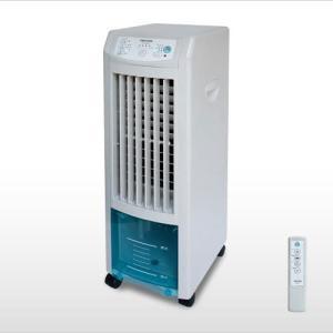 冷風扇 テクノス リモコン冷風扇風機  TCW-010 フルリモコン|get-annex