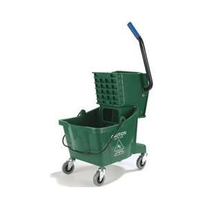 カーライル モップ絞り器 モップリンガー グリーン 3690809|get-square