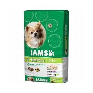 アイムス 成犬用 チキン 小粒 12kg (ドッグフード)|get-square