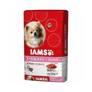 アイムス 成犬用 ラム&ライス 12kg (ドッグフード)|get-square